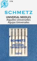 Schmetz Universal Needles, 16/100
