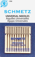 Schmetz Universal Needle Assortment, 10 ct