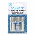 Schmetz Universal Needles, 14/90 - 10/card