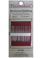 Betweens/Quilting Needles, Size 8