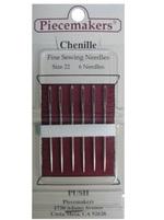 Chenille Needles, size 22
