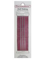 "Dollmaking Needles, 3.5"""