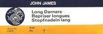 John James Long Darners, Size 7, 25 Ct