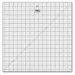 "Quilt Ruler - 16.5"" Square"