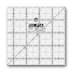 "Quilt Ruler - 4.5"" Square - SALE"