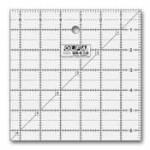 "Quilt Ruler - 6.5"" Square - SALE"