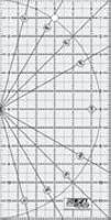 """Quilt Ruler - 6"""" x 12"""" - SALE"""
