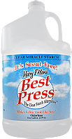 Best Press Scent-Free - Gallon