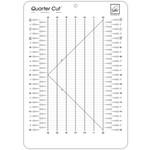 Quarter Cut Ruler