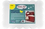 Placemats - Craf-Tex Plus DS Fusible Scalloped